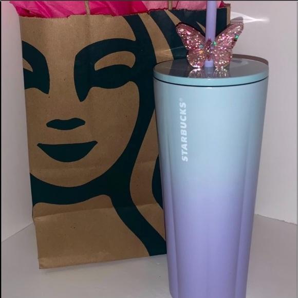 Starbucks Lilac Ombré  Tumbler
